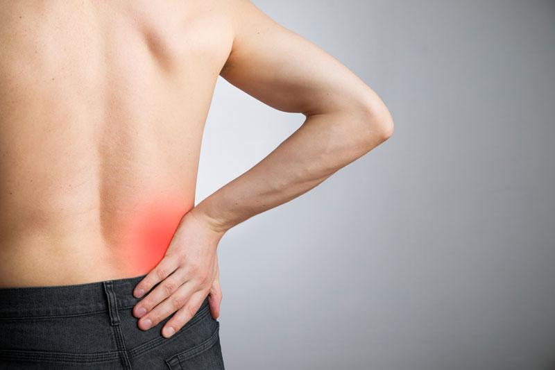 Nierenschmerzen haben verschiedene Ursachen