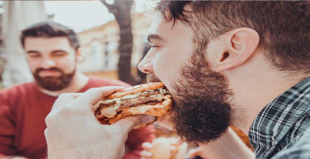 Singles ernähren sich oft ungesund