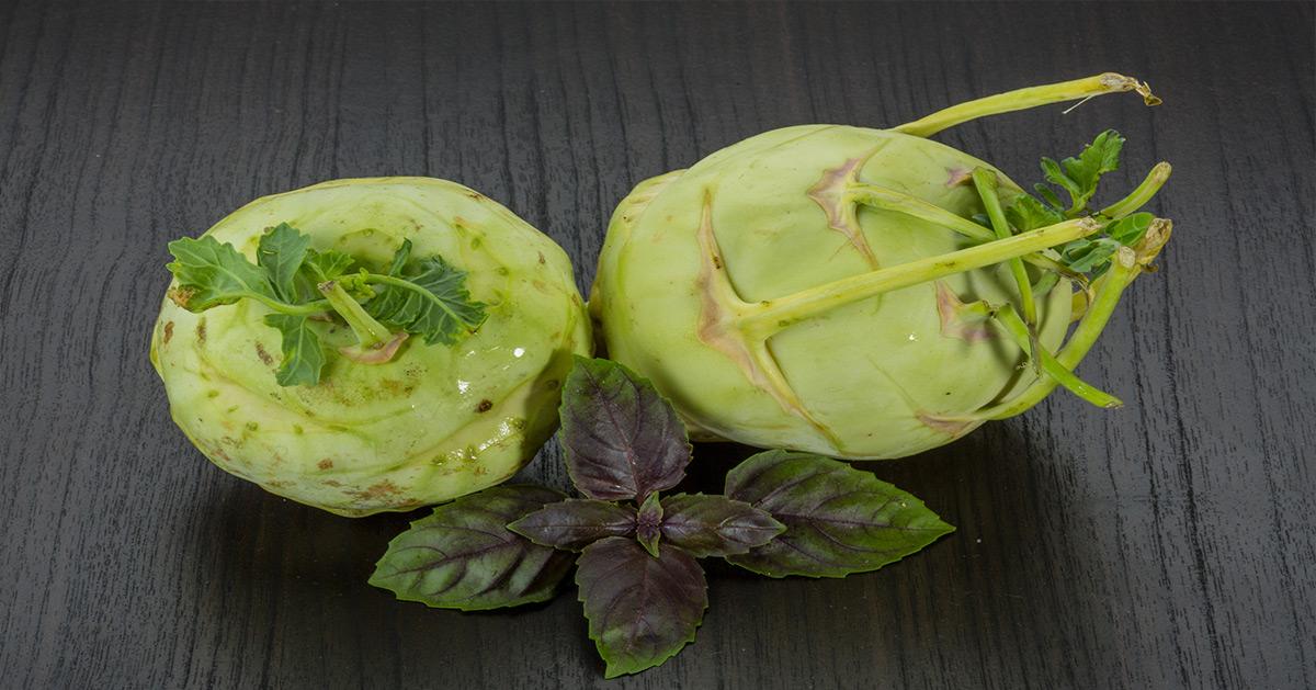 Kohlrabi Pommes mit Hack (Low Carb)