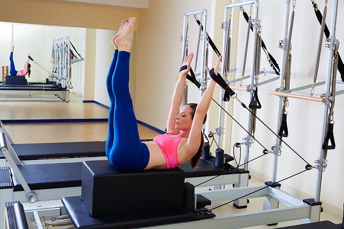 Pilates - Die andere Sportart