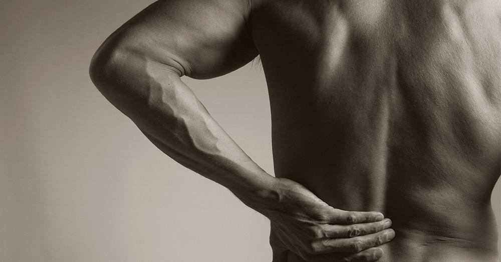 Hausmittel gegen Schmerzen im Rücken