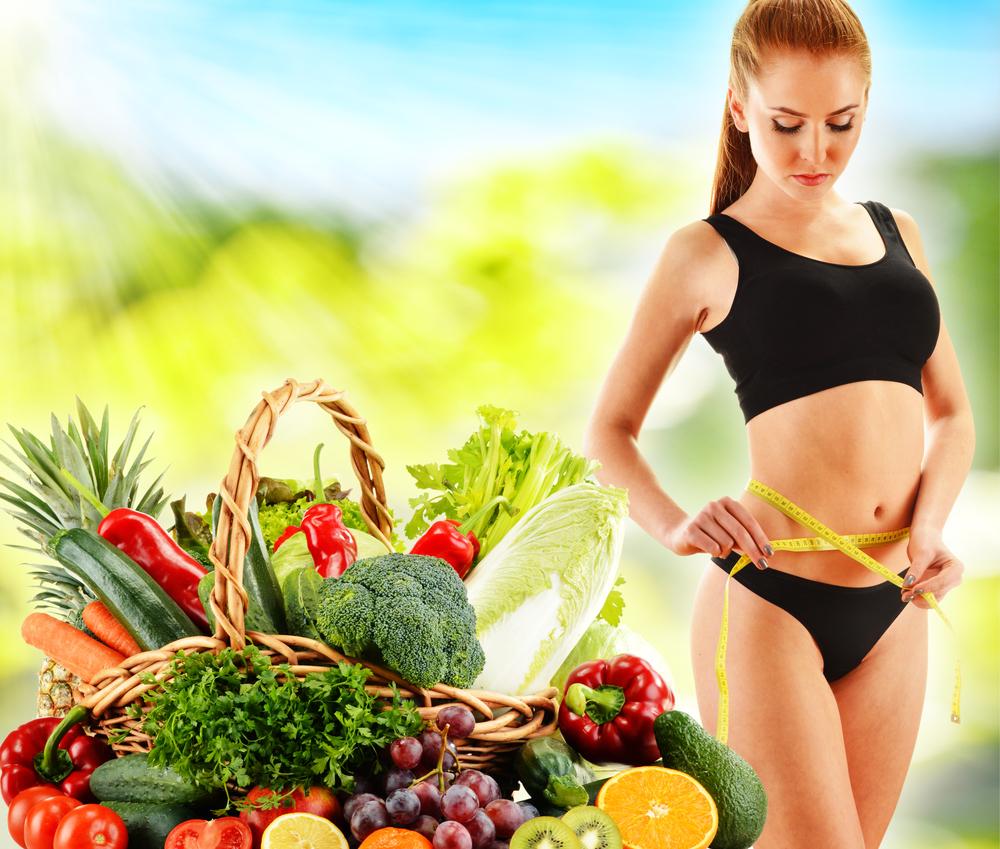 Stoffwechsel anregen und Gewicht reduzieren