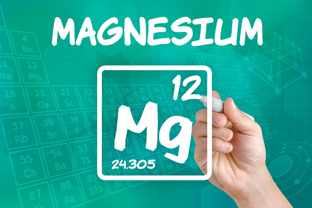 Magnesium und Magnesiummangel