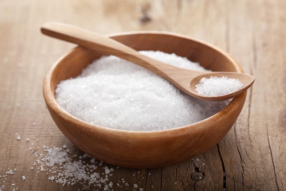 Salz als Hausmittel