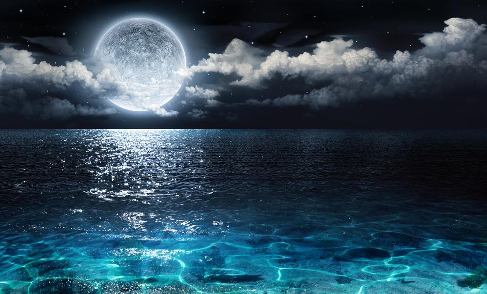 Der Mond und sein Einfluss