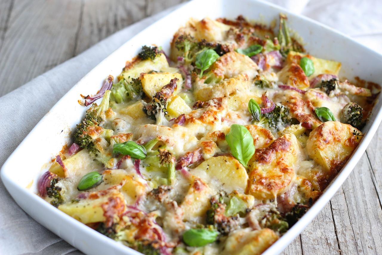 Die vegetarische Kochbox - eine schnelle, gesunde, frische und praktische Mahlzeit